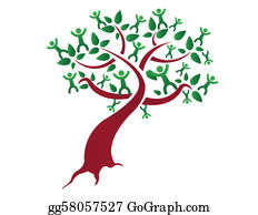 Family Tree Clip Art Royalty Free Gograph