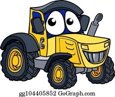 Traktor Clip Art Royalty Free Gograph