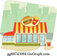 Junk Food Clipart, Fast Food Graphics Commercial Use | Clipart 4 School