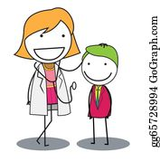 Doctor Visit Clip Art - Royalty Free - GoGraph