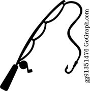 Fishing Rod Clip Art Royalty Free Gograph