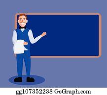vector stock flat design business vector illustration concept