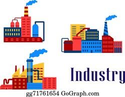 Factory Clip Art