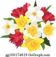 Flower Bouquet Clip Art Royalty Free Gograph