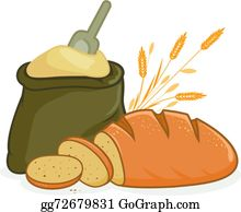 Loaf Of Bread Clip Art Royalty Free Gograph