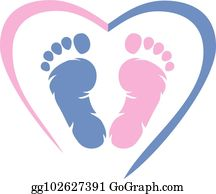 Free Baby Foot Clipart, Download Free Clip Art, Free Clip Art on Clipart  Library