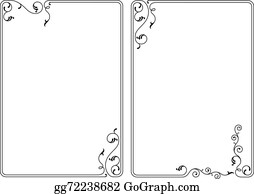Frame Border Clip Art - Royalty Free - GoGraph