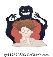 Fear Clipart Fear Child - Cartoon Anxiety In Children - Free Transparent  PNG Clipart Images Download