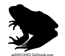 Silhouette clipart frog, Silhouette frog Transparent FREE for download on  WebStockReview 2020