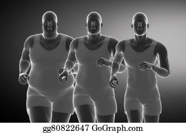 Athletic Stock Illustrations - Royalty Free - GoGraph