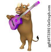 Stock Illustration - Animal orchestra. Clipart gg62773027 ...