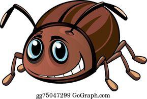 Beetle Clip Art - Royalty Free - GoGraph