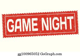 Game Night Clip Art Royalty Free Gograph