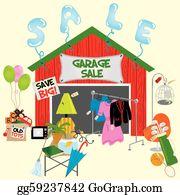 Yard Sale Clip Art Royalty Free Gograph