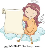 Angels Clip Art - Royalty Free - GoGraph
