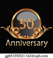 50Th Birthday Clip Art