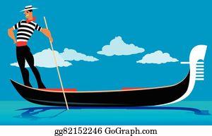 gondola clipart - lizenzfrei - gograph  gograph