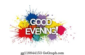 Evening Clip Art Lovely