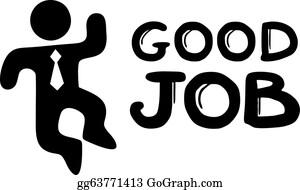 Good Job Clip Art Royalty Free Gograph