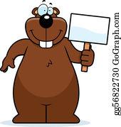 Gopher Cartoon Clip Art Royalty Free Gograph