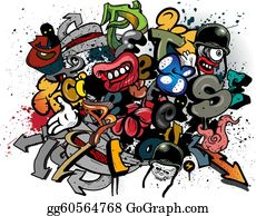 Graffiti Clip Art