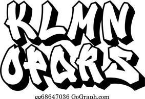 Christmas Graffiti Letters.Graffiti Letters Clip Art Royalty Free Gograph