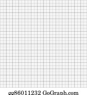 eps illustration graph paper pattern in green vector graphics