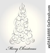 Elegant Christmas background with gold circular frame and snowflakes -  Download Free Vectors, Clipart Graphics & Vector Art