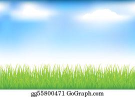 Sky Grass Clip Art Royalty Free Gograph