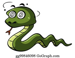 snake eyes clip art  royalty free  gograph