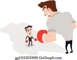 Groß vs. Klein Ringen