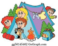 Camping Clip Art Royalty Free Gograph