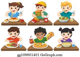 Boy Eating Pizza Royalty Free Cliparts, Vectors, And Stock Illustration.  Image 66571785.