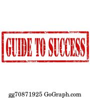 Guide To Success Stamp