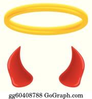 Devil Horn Clipart