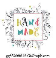 Handmade Crafts Clip Art Royalty Free Gograph