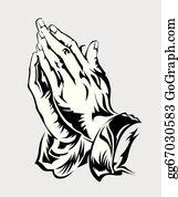 praying hands clip art royalty free gograph praying hands clip art royalty free