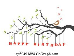 Happy Birthday Clip Art Royalty Free Gograph