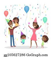Clip Art Happy Gay Family - Royalty Free - GoGraph