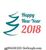 happy new year banner happy new year 2018 banner