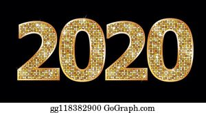 12+ New Years Eve Clipart 2020