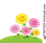 Spring Flower Clip Art Royalty Free Gograph