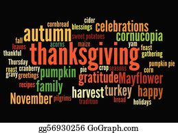 Happy Thanksgiving Clip Art Royalty Free Gograph