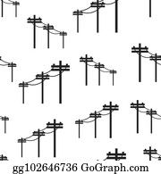 Utility pole Electricity Overhead power line Electric power , pole  transparent background PNG clipart | HiClipart