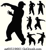 Hip Hop Dance Clip Art Royalty Free Gograph