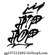 Old School Rap Clip Art - Royalty Free - GoGraph
