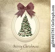 Vintage Christmas Illustrations.Vintage Christmas Stock Illustrations Royalty Free Gograph