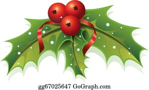 Christmas Holly Clip Art.Holly Clip Art Royalty Free Gograph