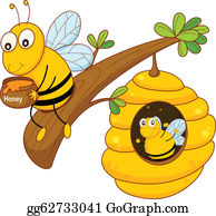 Download Printable Honey Bee Clipart Free Pictures