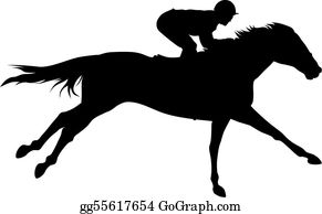 Horse Racing Clip Art Royalty Free Gograph
